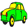 Original classic car coloring A Free Customize Game