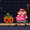 Super Maria Halloween A Free Action Game