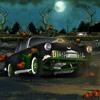 Halloween Graveyard Racing A Free Driving Game