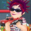 Crazy Baby Hair A Free Dress-Up Game