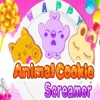 Animal Cookie Screamer A Free Dress-Up Game