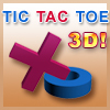 Tic-Tac-Toe 3D! A Free Education Game