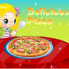 Cooking Delicious Pizza A Free Education Game