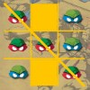 Play Ninja Turtles Tic Tac Toe