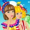 Barbie USA A Free Dress-Up Game