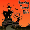 Spooky Tunnel Ride A Free Action Game
