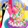 Ornate Wedding Cake A Free Dress-Up Game
