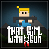 Survive for as long as possible by shooting zombies with your shotgun, you`re a girl with a gun in a quick side-scrolling shooter.
