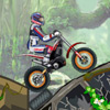 Jungle Moto Trial A Free Action Game