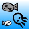 Life of squid A Free Action Game