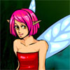 Fairy Sabrina A Free Dress-Up Game