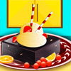 Delicious Icecream With Brownies A Free Education Game