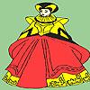 Queen jane coloring