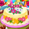 Flower Cake Decoration A Free Education Game