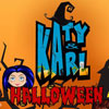 Katy and Karl Halloween Playground A Free Action Game