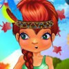 Thanksgiving Doll A Free Dress-Up Game