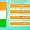 World Flags Quiz A Free Education Game