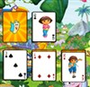 Dora Solitaire A Free Cards Game
