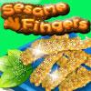 Sesame fingers