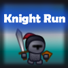 Knight Run is a fast-paced fighting game where your goal is to get as far as possible without dying.  Along the way, you can fight enemies to gain experience and levels which allows you to learn skills to better fight off enemies.