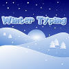 Winter Typing A Free Education Game