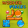 Wooden Pieces A Free Action Game