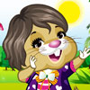 Playful Hamster A Free Dress-Up Game