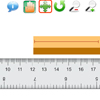 How to use the ruler! A Free Education Game