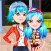Cute Sisters A Free Dress-Up Game