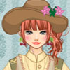 Forest girl dress up game