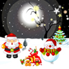 This game tests your memory as you will need to memorize both the positions and the christmas objects of the blocks, and your goal is to find the correct positions of the christmas objects. At each level of the game you will be given a grid of blocks, and some christmas objects will be revealed for a few seconds. After the blocks are covered, click to select a christmas object at the bottom of the screen, and then click the corresponding blocks on the grid find the objects. As you progress in the game the number of blocks and the variety of objects will increase, and one wrong click leads to the end of the game. Enjoy the exciting memory training!