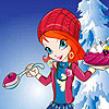 Bloom Christmas Dressup A Free Dress-Up Game