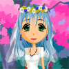 Anime Bride A Free Dress-Up Game
