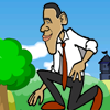 Clever Obama A Free Action Game