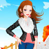 Lether Style A Free Dress-Up Game