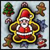 How many Christmas gifts will you receive this year? Match as many Xmas symbols as you can: the more you match the more presents you will get! Obtaining gifts will become harder going on. This is the way Shimiegames.com staff wishes you all Merry Christmas and Happy New Year!