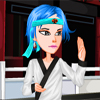 Karate Kid A Free Dress-Up Game