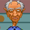 Grampa Grumble(TM) Bowling  Good ol` baby blue ... I need some of your bowlin` magic! Help Grampa bowl a perfect game.