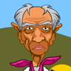 Grampa Grumble(TM) Stunt Jump A Free Action Game