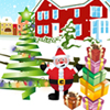 Wanna create your own Christmas decoration? Well here`s a game that let`s you design your own decoration with different Christmas objects. Enjoy decorating!