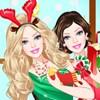 Barbie Christmas Princess A Free Dress-Up Game