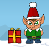 Christmas Rescue A Free Action Game