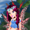 Water Fairy A Free Dress-Up Game