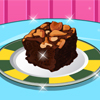 This chocolaty brownies topped with caramel and nuts bring together the classic components of turtle candies. We are sure you will appreciate that cooking game!