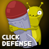 Click defense: green danger A Free Action Game