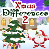 Xmas Differences 2 A Free Puzzles Game
