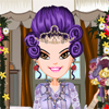 Amberlee is a gal who likes history. So she has decided to get married in the Victorian style. She seeks your help to dress her up according to the style choose by her. Can you do it?