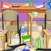 Messy Class Room A Free Dress-Up Game