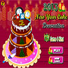 2013 New Cake Decoration Game A Free Other Game