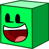 Green Drop Block
